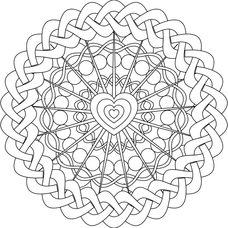 Mandala Coloring Sheet Mandala Coloring Mandala Coloring Pages Coloring Book App