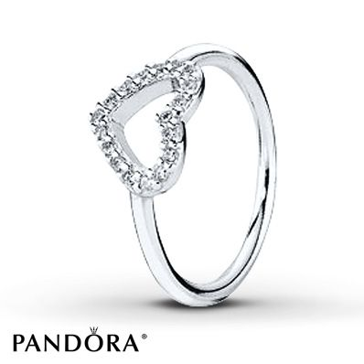 99c6200cd Pandora Ring CZ Valentine Sterling Silver | Promise Rings in 2019 ...