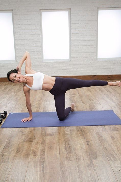 At-Home Cardio Pilates Workout #pilatesworkoutvideos