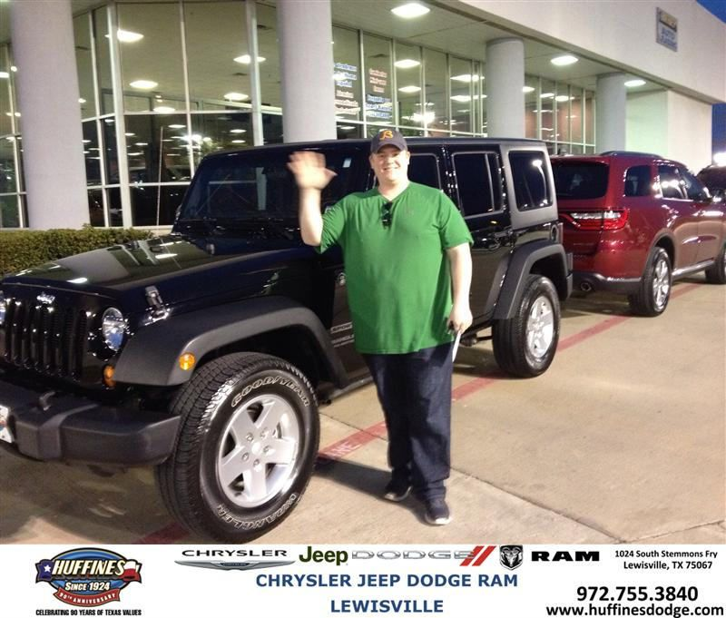 https://flic.kr/p/wYFzPZ | #HappyBirthday Erik from Mark Gill at Huffines Chrysler Jeep Dodge Ram Lewisville! | www.deliverymaxx.com/DealerReviews.aspx?DealerCode=XMLJ