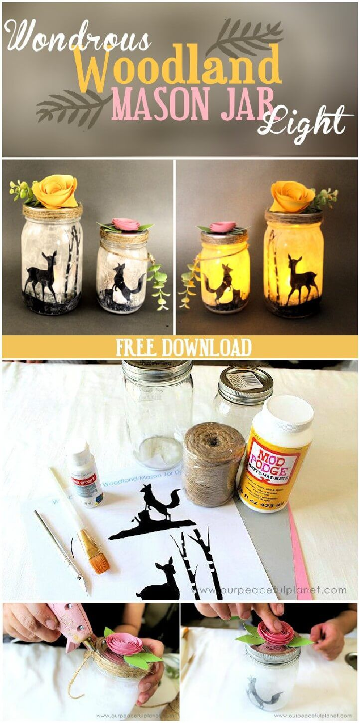 diy mason jar crafts and gift ideas crafts pinterest