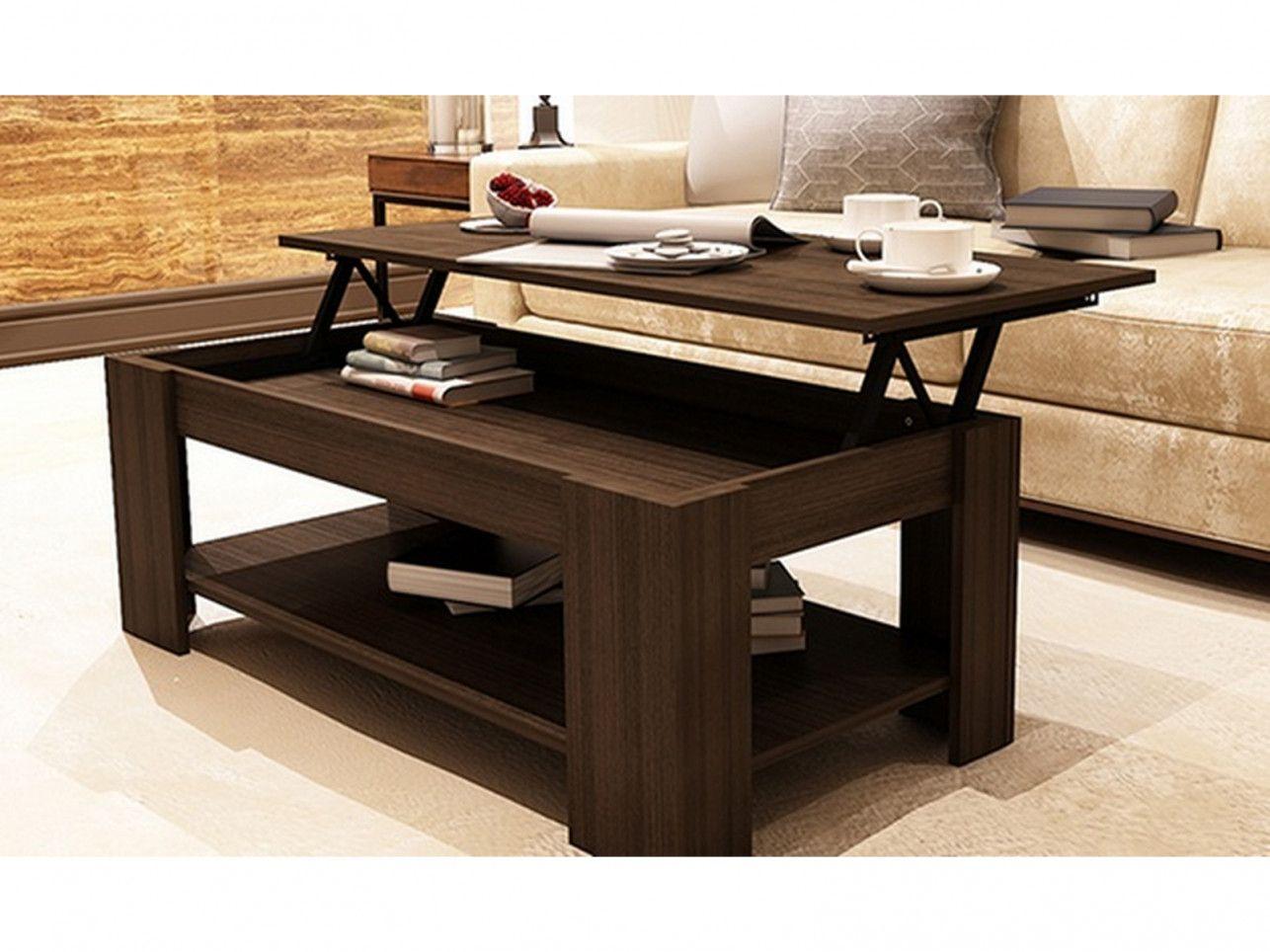 28 Awesome Espresso Lift Top Coffee Table 2017 Desk Office