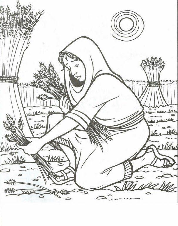 dibujos biblicos para colorear e imprimir - Buscar con Google | HS ...
