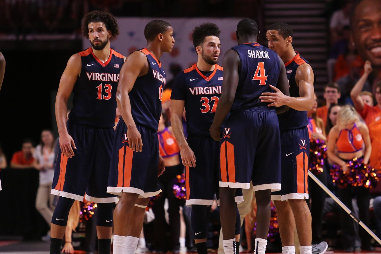 It's Time To Celebrate This Virginia Hoops Squad