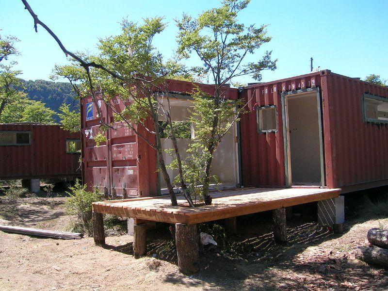 ecobox andino cabaas refugios de montaa chile