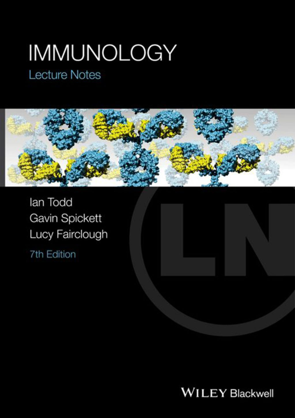 Lecture Notes Immunology Ebook
