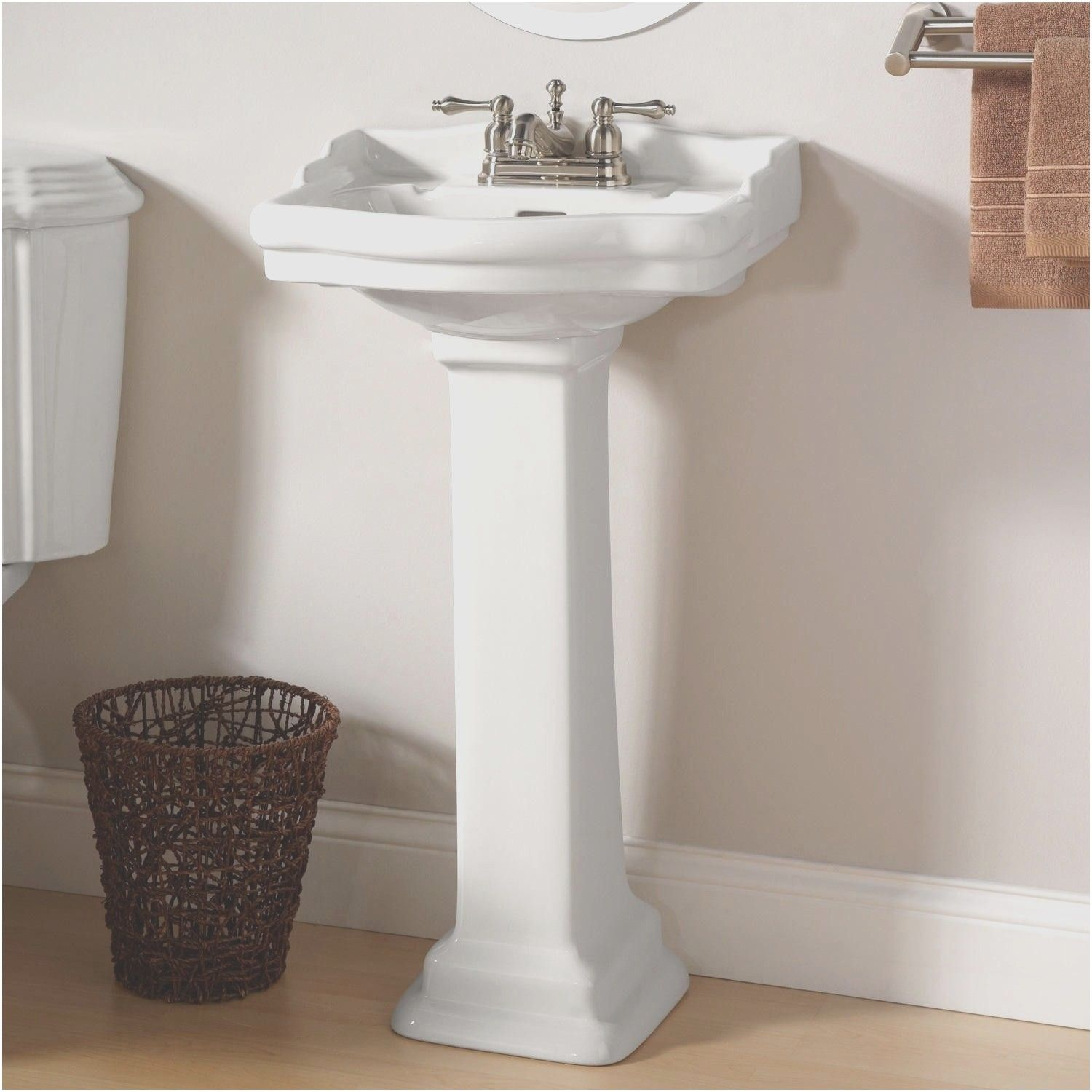 Small Bathroom with Pedestal Sink Ideas Best Stunning 511 20 Wh 1 Lgh Sink Cheviot Small Mayfair Pedestal 1i 0d You Gonna Love