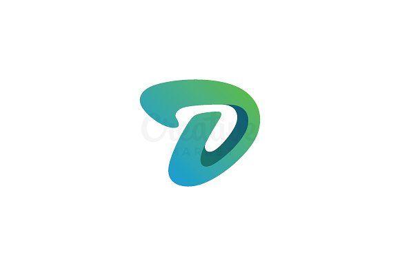 Letter D Logo Logo Design Letter Logo Design Best Logo Design