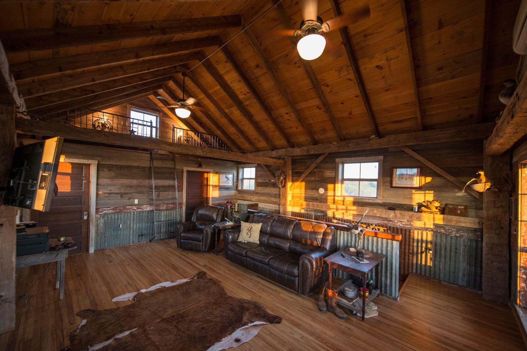 Living Quarters Barn Loft Apartment