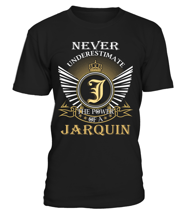 Never Underestimate the Power of a JARQUIN