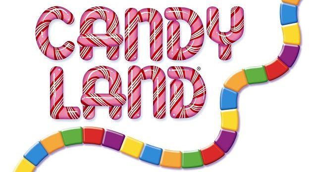 Free candyland board game clipart - ClipartFest | Halloween