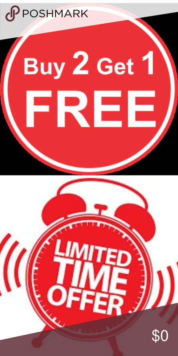 Valentine Offer Buy 2 Get 1 Free The Lowest Priced Item Of The Buy 2 Get 1 Free Offer Will Be The Free Ite Stuff To Buy Free Offer Things To Sell
