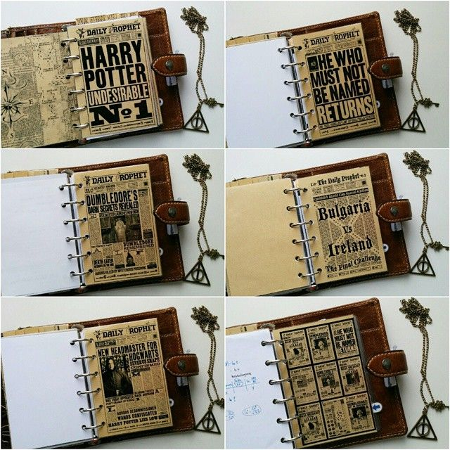 New dividers for my favourite filofax ❤ #tandemtourpotter  #pottermeetsplanner #potterhead #harrypotter #thedeathlyhallows #deathlyhallows #themaraudersmap #harrypotterlove #potterfilo