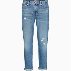 Calvin Klein Ckj 061 Mid Rise Boyfriend Jeans 34 Calvin Klein #denimcutoffshorts