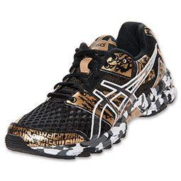 asics hiking shoes womens gold