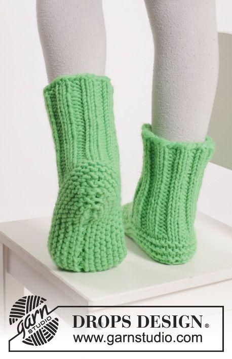 Free Pattern | Tricot | Pinterest | Botines en croché, Números y ...