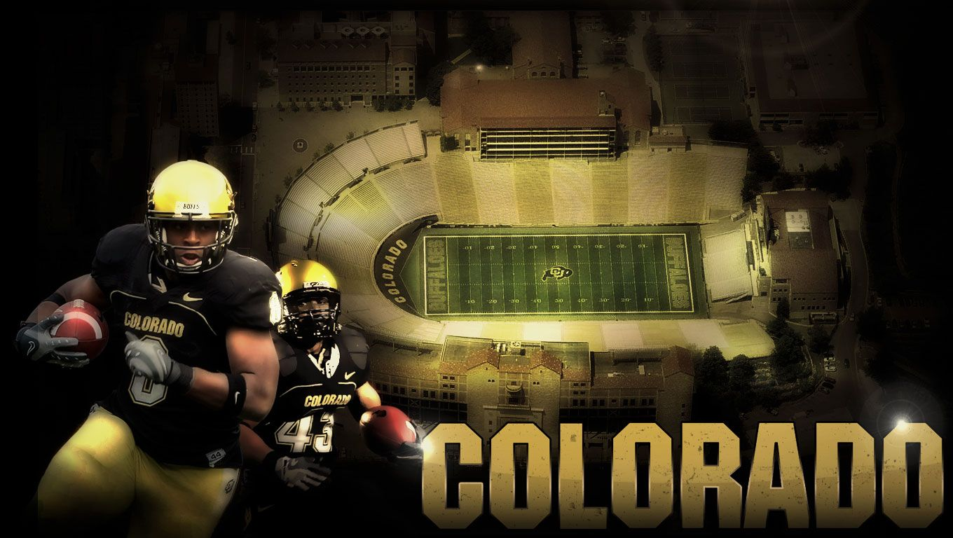 Colorado Buffaloes Football Rocky Mountain Thunder With