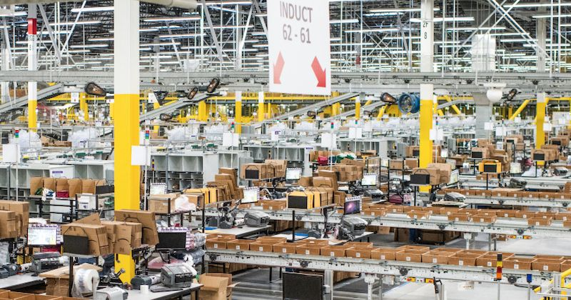 Amazon to create 1000 new jobs in memphis tennessee in