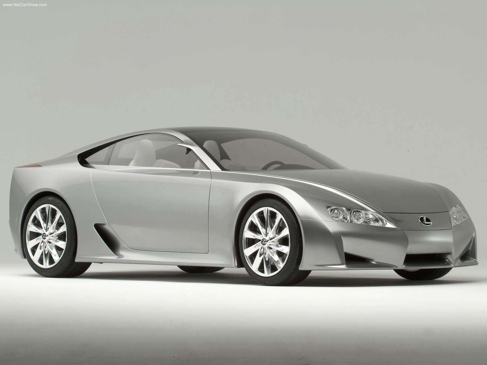 Lexus LFA Concept (2005) | classic cars | Pinterest | Lexus LFA ...