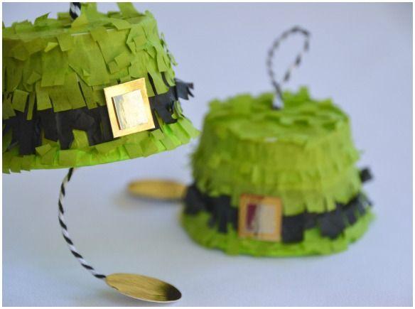Mini Leprechaun Hat Piñatas