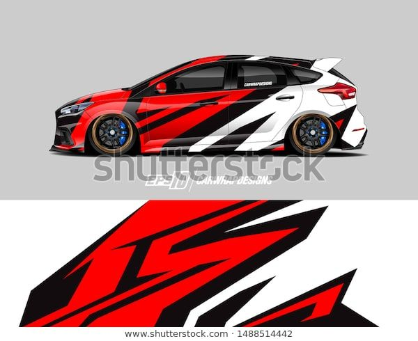 Find Car Wrap Design Concept Graphic Abstract Stock Images In Hd And Millions Of Other Royalty Free Stock Photos Car Wrap Car Sticker Design Racing Car Design