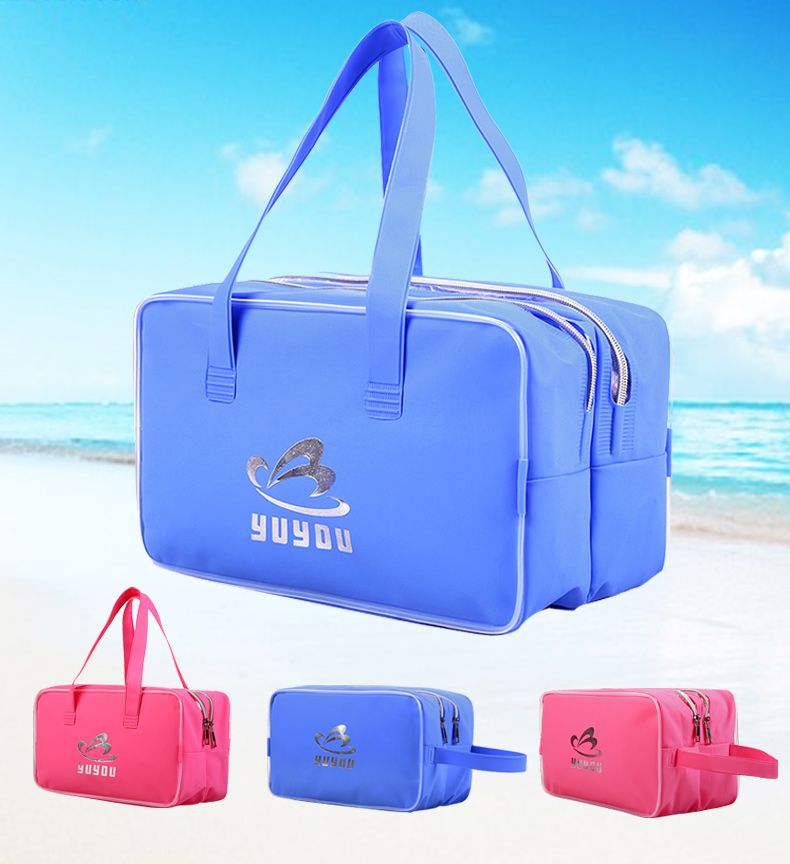 afd2621e754de Arena Adrianna swimming bag with special waterproof bag for swimming pool  water bag for men and women transparent beach bag ARN2429