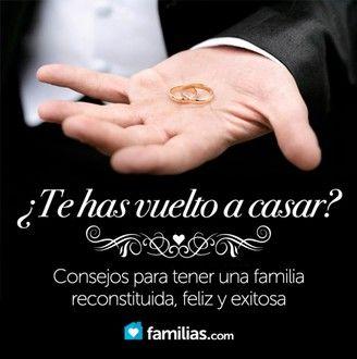 ¿Te has vuelto a casar? Cuatro consejos para tener una familia reconstituida feliz y exitosa
