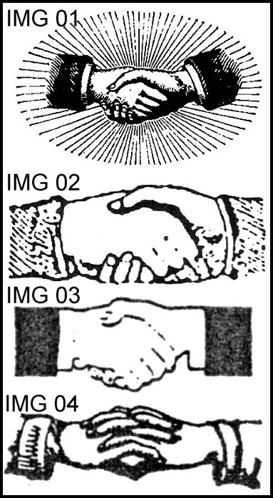 First Grand Constitution \ Bylaws IMAGE Secret Handshake - free bylaws