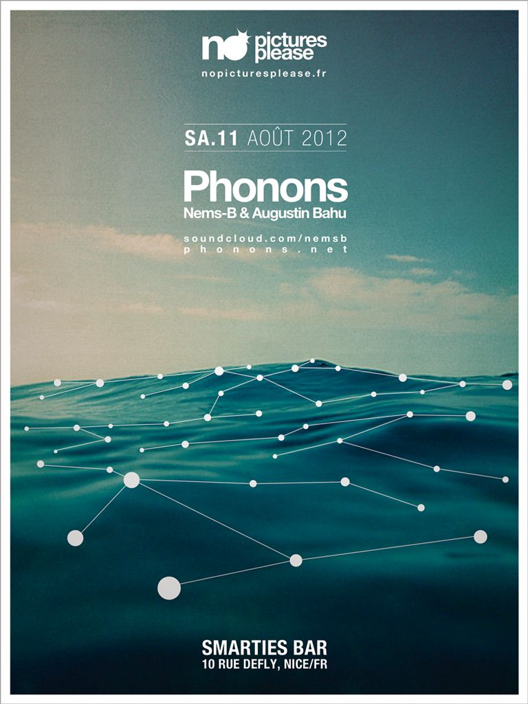 no pictures please poster design / Smarties Bar w.e. event (08 11 ...