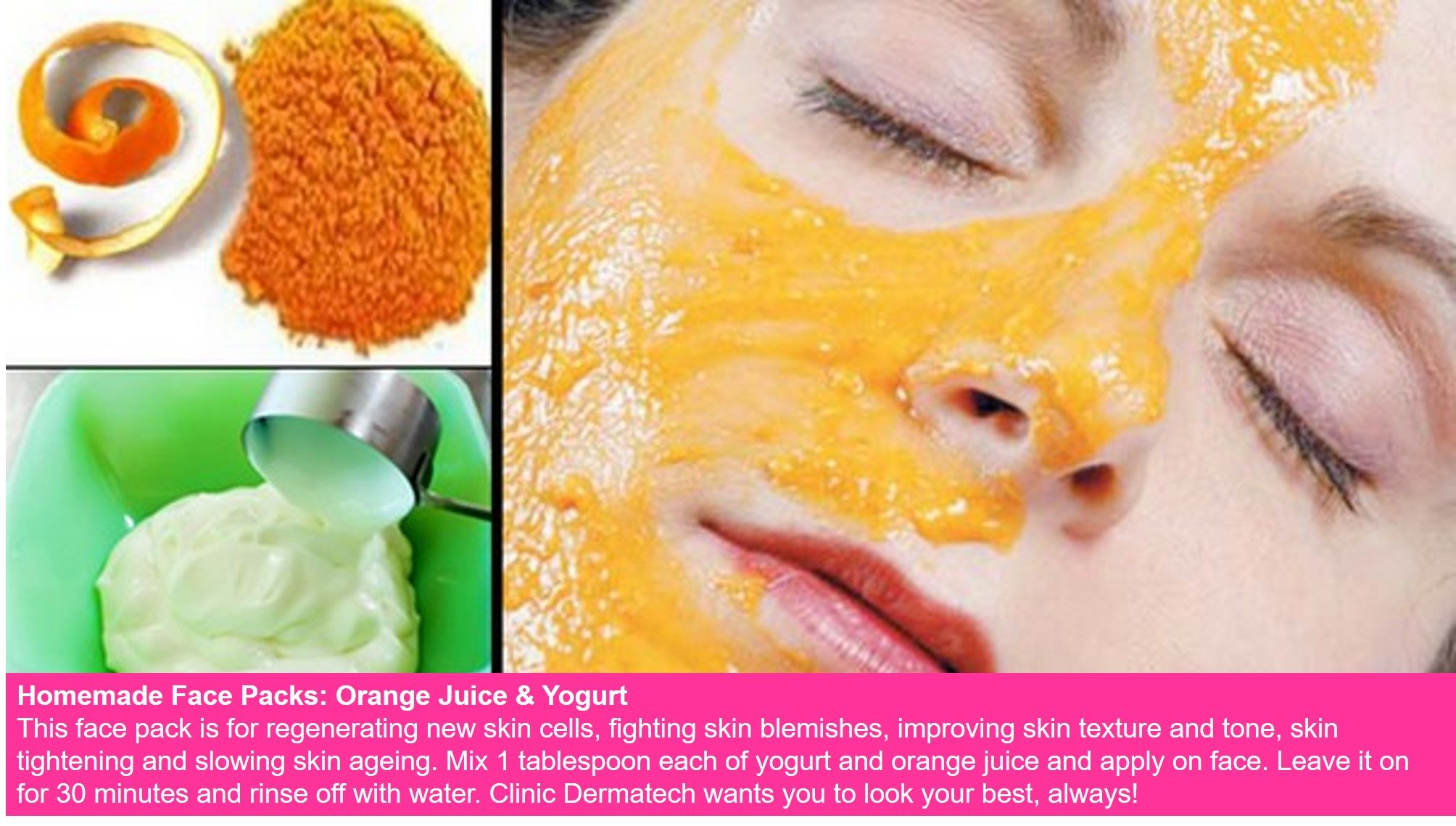 How to make orange face packs, face masks for your beauty care at home How to make orange face packs, face masks for your beauty care at home new foto