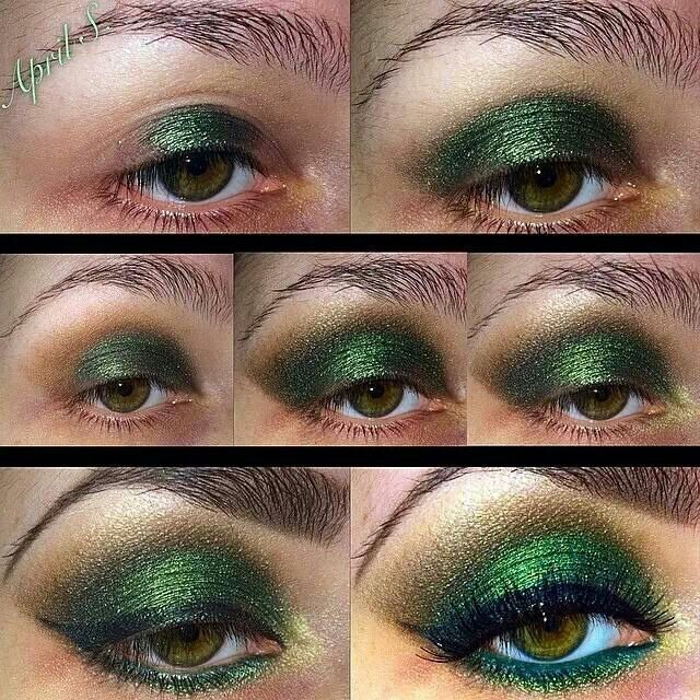 Wearing of the green <3