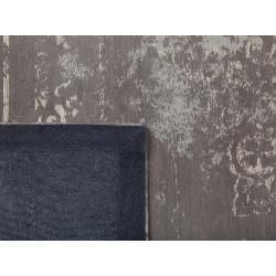 Photo of Teppich taupe/grau 60 x 180 cm Kurzflor Beykoz Beliani
