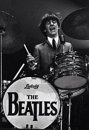 Merc Sounds - Happy Birthday Ringo Starr, born on this day in 1940.