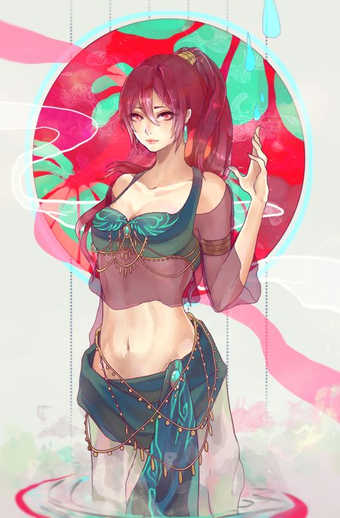 sexy anime girls free