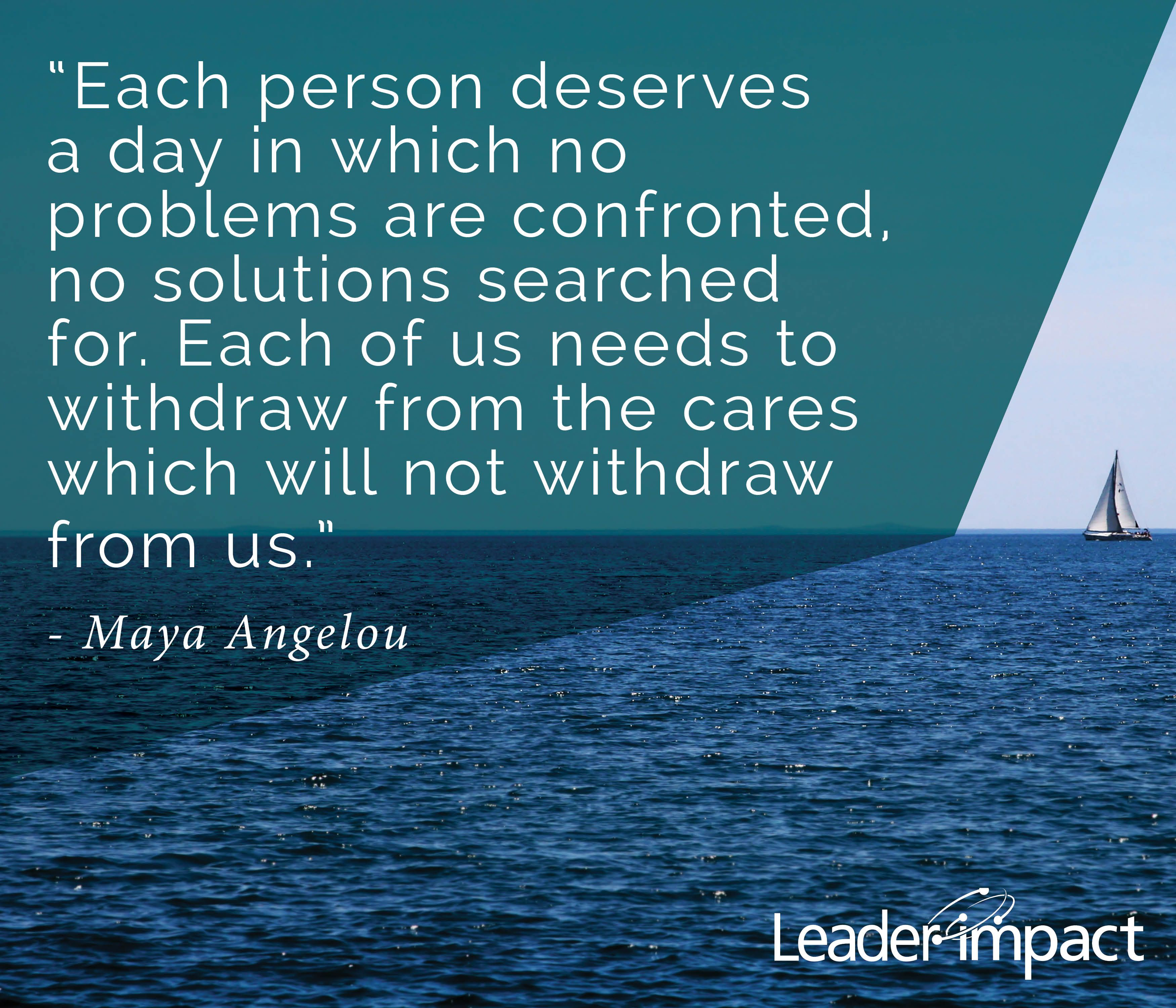 Quotes On Leadership A Day Of Rest Is Important For Everyone Including Leaders