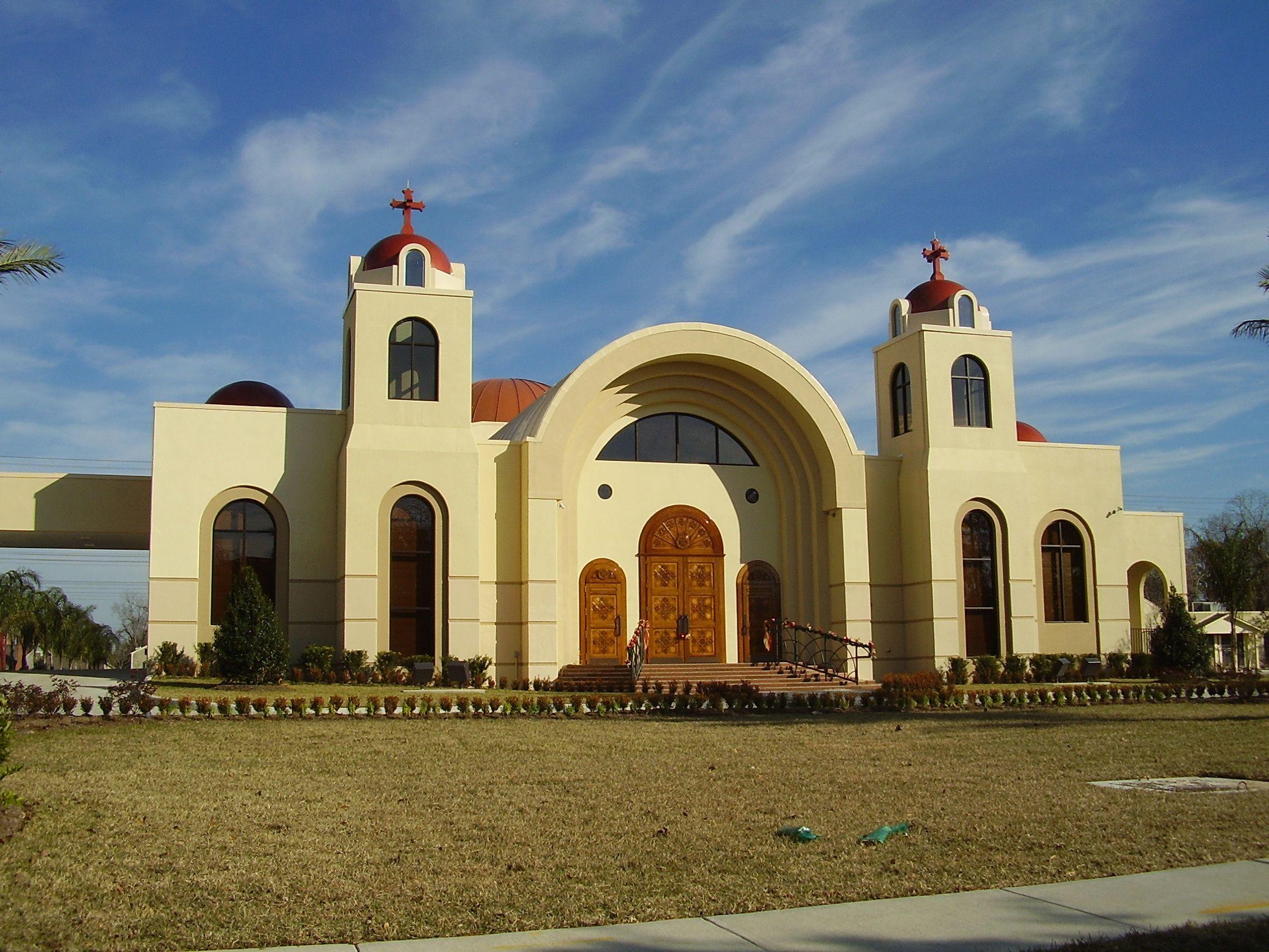 church egyptian domination Coptic