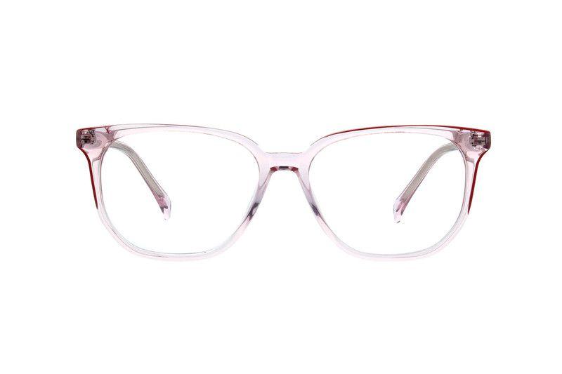 Pink Acetate Full-Rim Frame #662919 | Zenni Optical Eyeglasses