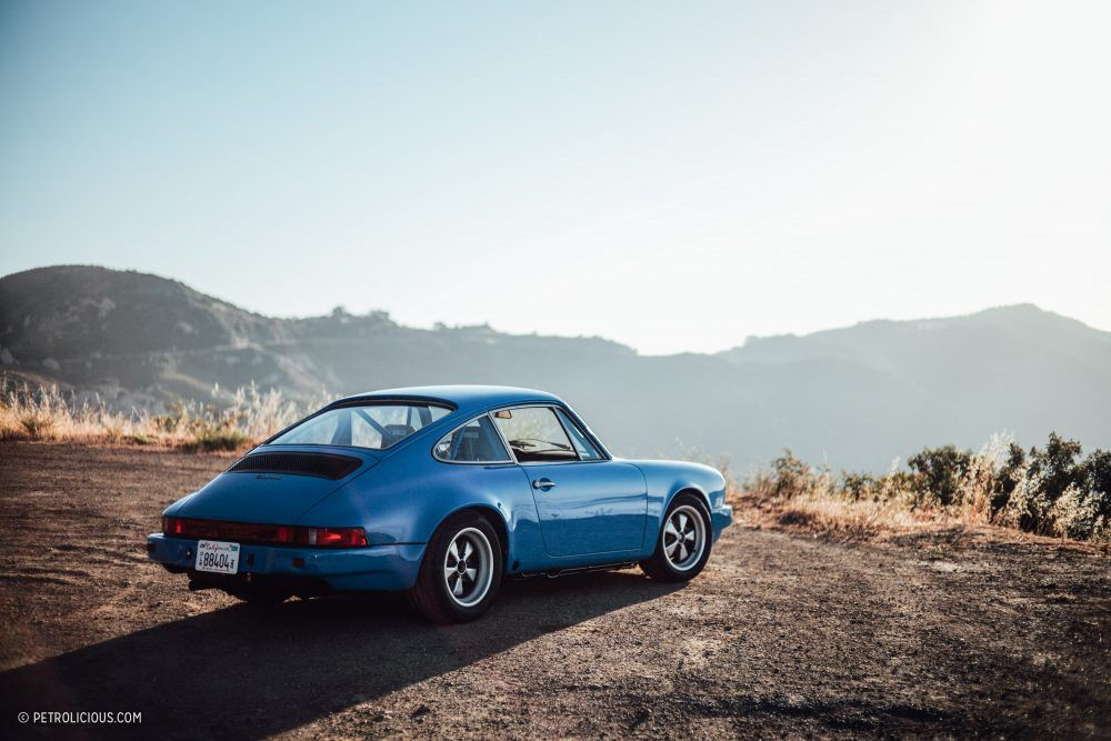 Workshop5001's Latest 911 Build Is A Blue Autocross Beast • Petrolicious