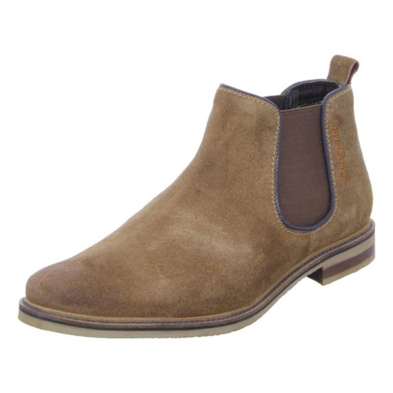 Stylische Braune Chelsea Boots Fur Herren Von Bugatti Mit Bildern Schuh Stiefel Herren Stiefel Schuhe Herren