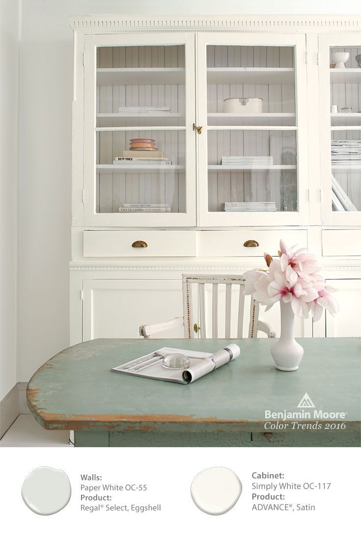 Gorgeous White Rooms From Our House Tours | Advance paint, Green ...