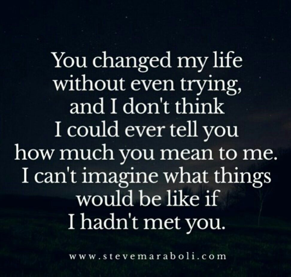 I love you quotes good night