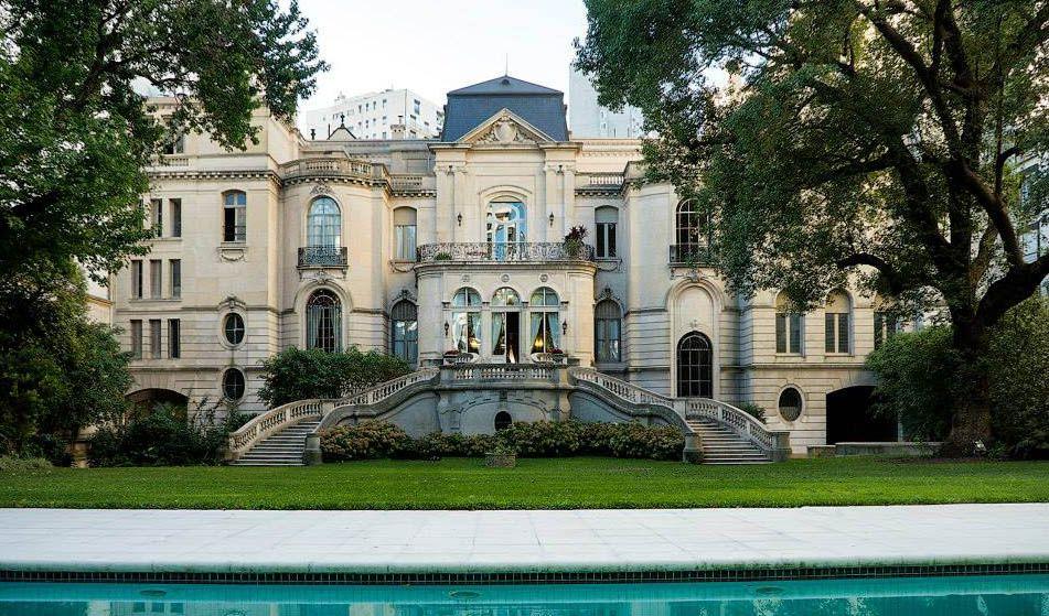 Palacios de Buenos Aires , Embajada de Brasil ,   Arquitectura Argentina