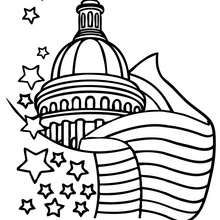 4th of july coloring pages  coloring pages  printable coloring pages  hellokids in 2020