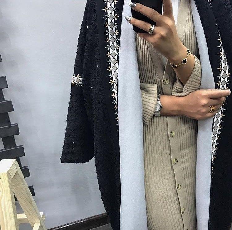 IG: KM.Collection    IG: BeautiifulinBlack    Abaya Fashion   