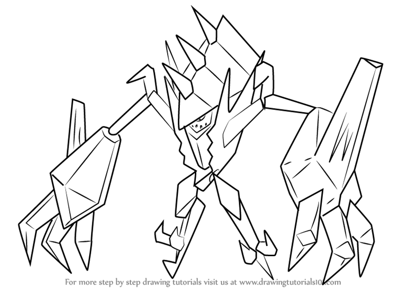 Image Result For Pokemon Ultra Sun And Moon Coloring Pages Pokemon Coloring Pages Moon Coloring Pages Pokemon Coloring