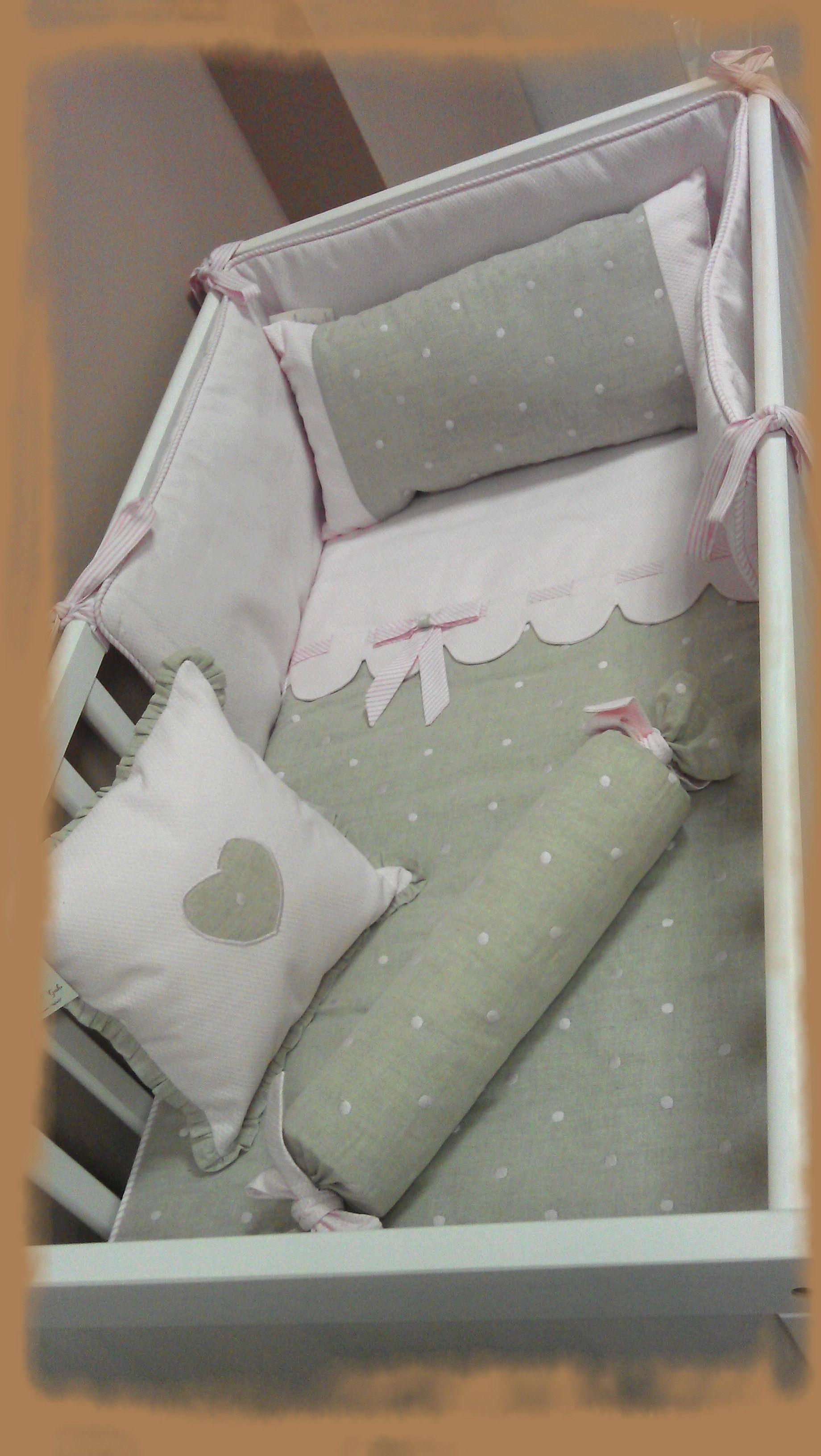 Colcha y protectores para cuna de 60x120 incluye 3 - Cojines para bebes ...