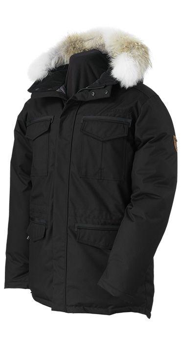 quartz nature jackets vs canada goose