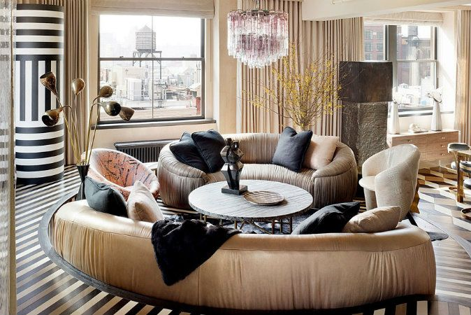 Kelly Wearstler Is An American Designer And One Of The Very Top Interior  Designers In The World, Admired For Her Bold Designs And Fantastic Interior  ...
