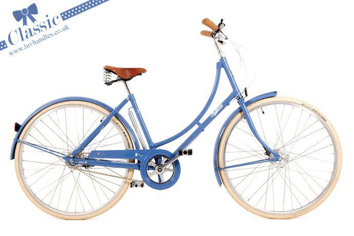 Pashley Is One Of A Few British Bicycle Brands At Www Luvhandles Co Uk Hybrid Bike Beautiful Bicycle Beautiful Bike