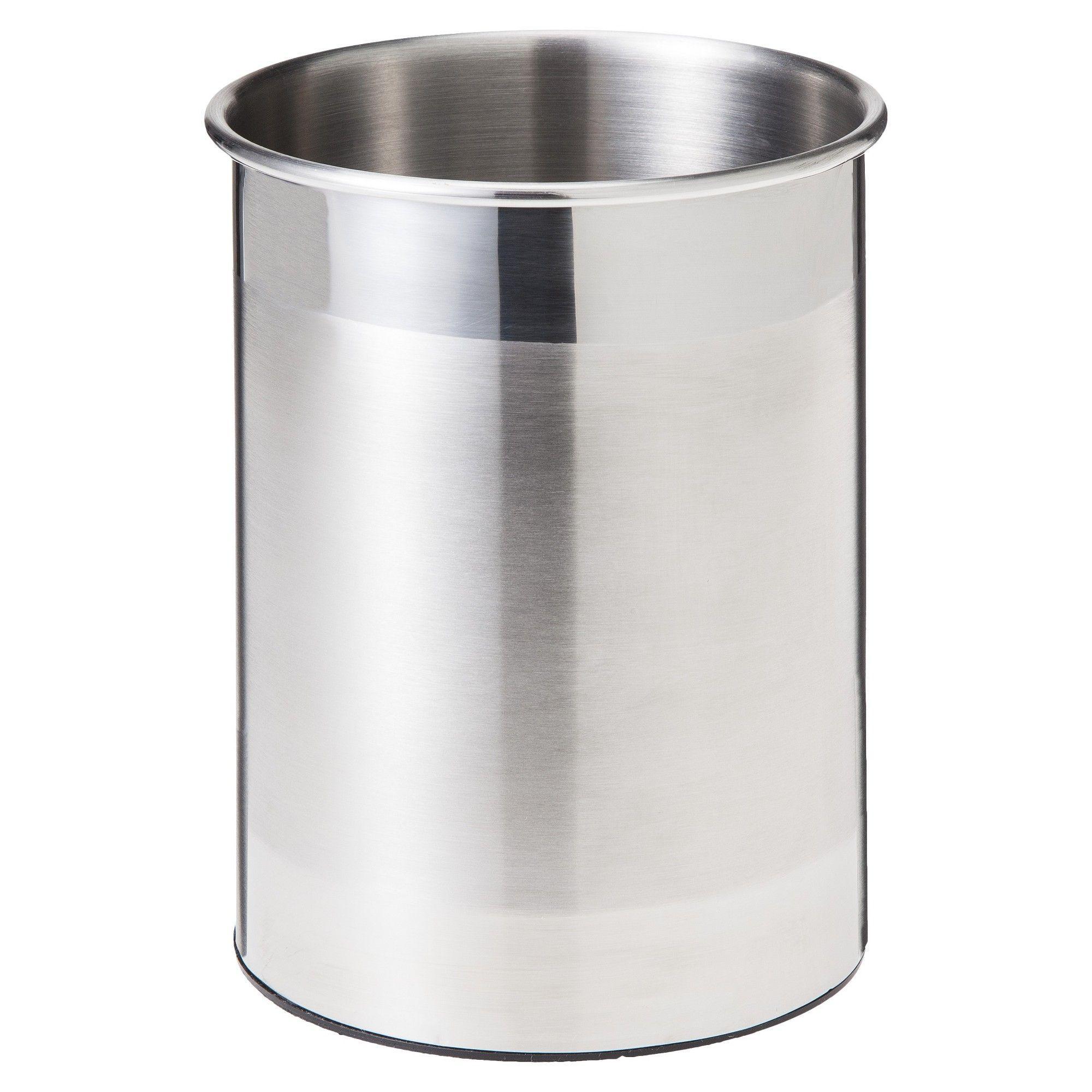 Stainless Steel Utensil Storage Container - Threshold ...